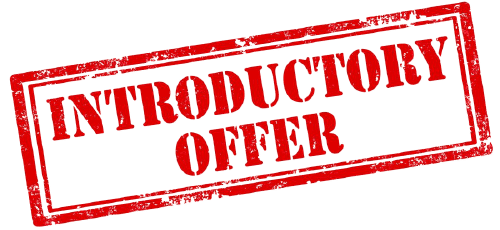 Introductory Offer Price